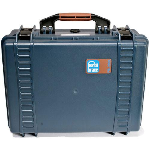 Porta Brace PB-2300E Hard Case, Empty Shell (Blue) PB-2300E