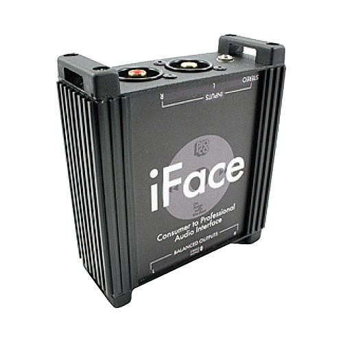 Pro Co Sound iFace Portable Audio Player Interface IFACE