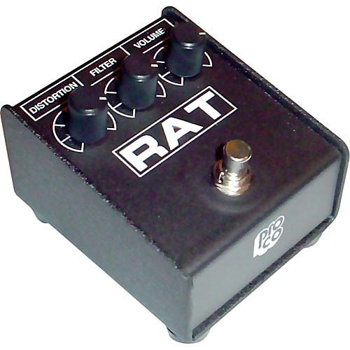 Pro Co Sound RAT 2 - Compact Guitar Distortion Pedal RAT2