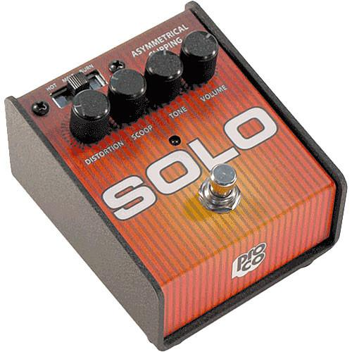 Pro Co Sound SOLO - Compact Guitar Distortion Pedal SOLO