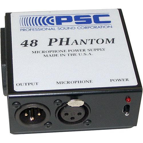 PSC 48 PHantom - Single Channel Battery Operated FPSC0001