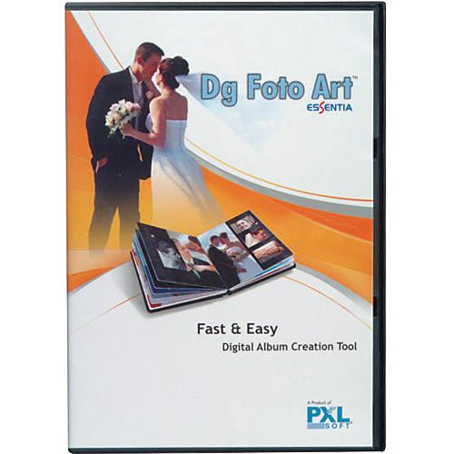 PXL Soft Dg Foto Art - Essentia Software 8906009191416
