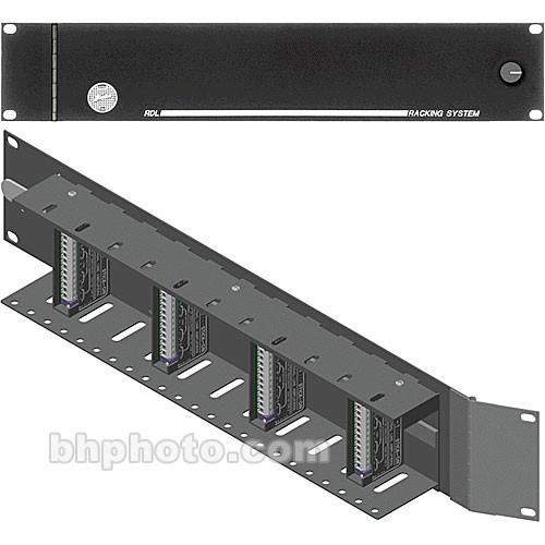RDL STR-19A Stick-On Series Racking System (12 Modules) STR-19A
