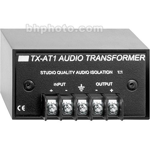 RDL  TX-AT1 Audio Isolation Transformer TX-AT1