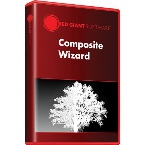 Red Giant Composite Wizard Upgrade (Download) COMPW-UD