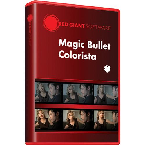 Red Giant Magic Bullet Colorista (Download) MBT-COLOR-D