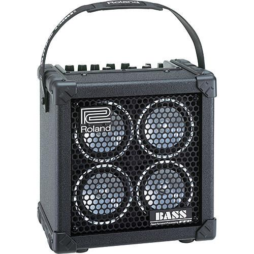 Roland MICRO CUBE BASS RX Portable Bass Amplifier MICRO CB-RX