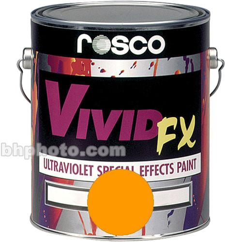 Rosco  Vivid FX Paint - Orange 150062530128