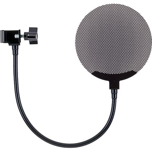 Royer Labs PS101 - Metal Round Pop Filter with Gooseneck PS101
