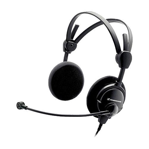 Sennheiser HMD46-3-6 Dual-Ear Boomset for Air Traffic HMD46-3-6