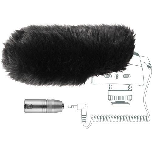 Sennheiser MZW400 Wind-muff and XLR Adapter Kit MZW400