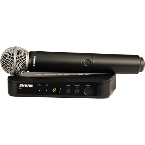 Shure  Basic Wireless Handheld Microphone Kit