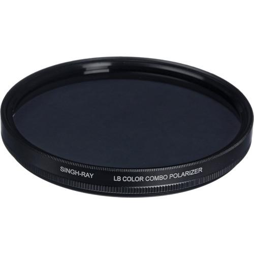 Singh-Ray 62mm LB ColorCombo Polarizer Filter R-3