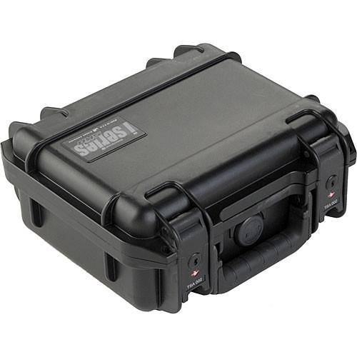 SKB 3I-0907-4-L Small Mil-Std Waterproof Case 3I-0907-4B-L