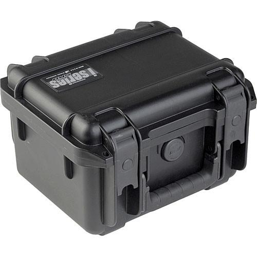 SKB 3I-0907-6-L Small Mil-Std Waterproof Case 3I-0907-6B-L