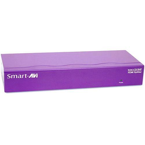 Smart-AVI  DVI-D 4-Port Splitter DVS4PS
