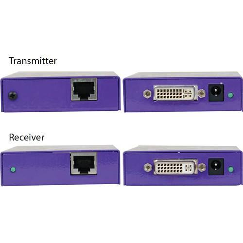 Smart-AVI DVX-200PS - Cat-6 Digital Video Extender DVX-200PS