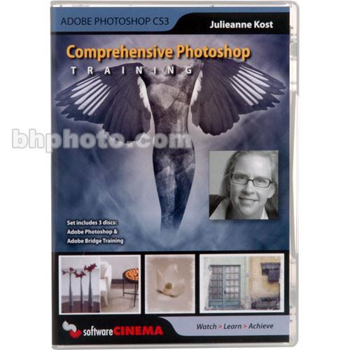 Software Cinema DVD: Comprehensive Photoshop CS3 PSCS3JKCD