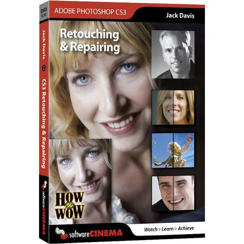 Software Cinema DVD-Rom: Training: How to Wow - PSCS3WWOD