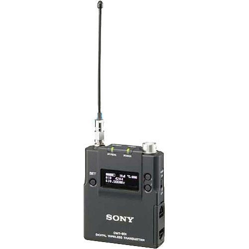 Sony DWT-B01 Digital Wireless Bodypack Transmitter DWTB01/E4250