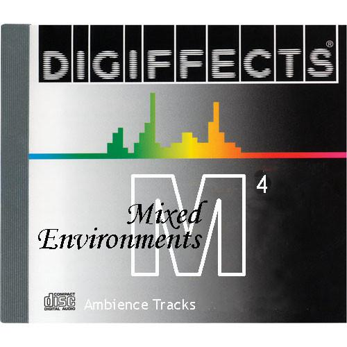 Sound Ideas Digiffects Mixed Environments Series M - SS-DIGI-M