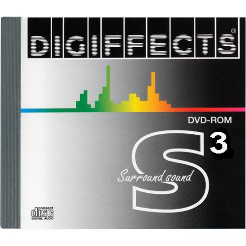 Sound Ideas Digiffects Surround Sound Collection SS-DIGI-S-03