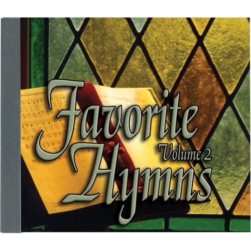 Sound Ideas Favorite Hymns 2 Royalty Free Music CD M-SI-HYMNS2