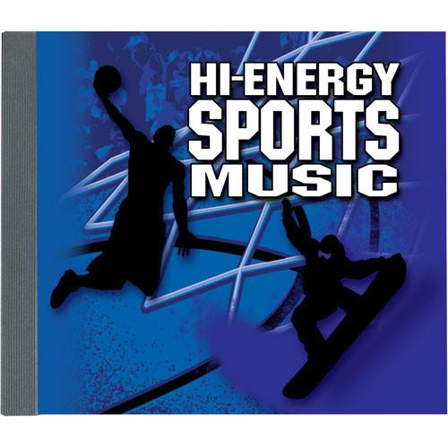 Sound Ideas Hi-Energy Sports Music - Royalty Free M-SI-HENGSP