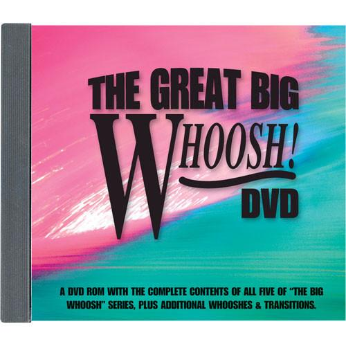 Sound Ideas Sample DVD - The Great Big Whoosh SI-BIGWH-ACOMB