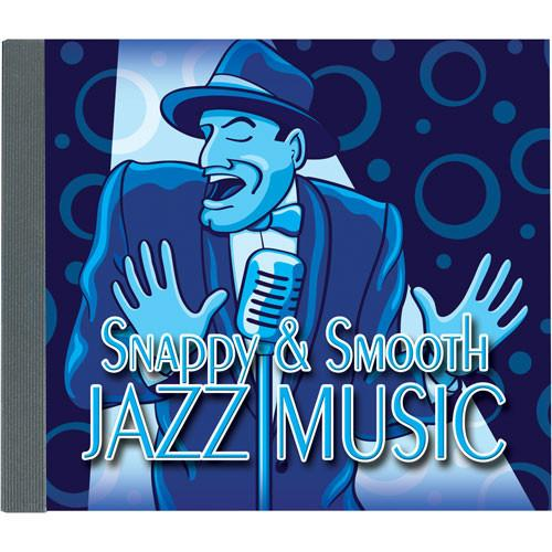 Sound Ideas Snappy & Smooth Jazz Music - Royalty M-SI-SSJAZZ