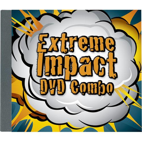 Sound Ideas The Extreme Impact DVD Combo Sound SI-EXTREME-DVD