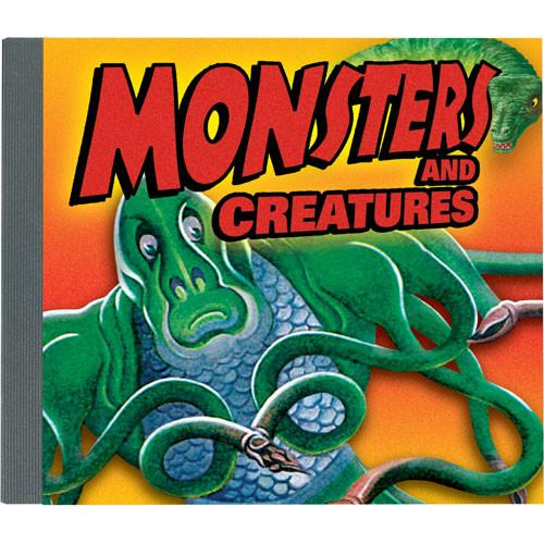 Sound Ideas The Monsters and Creatures Sound Effect SI-MONSTERS