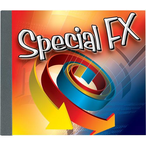 Sound Ideas The Special FX Collection SI-SPECIAL-FX