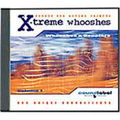 Sound Ideas X-treme Whooshes Production Elements SS-X-WHOOSHES