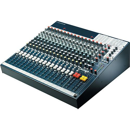 Soundcraft FX16ii 16-Channel Mixer with Lexicon Effects RW5757US