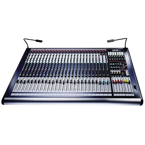 Soundcraft GB4 - Live Sound / Recording Console RW5691SM