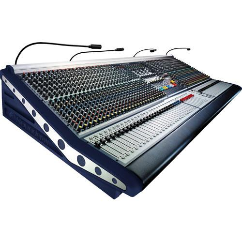 Soundcraft MH2 48 Channel Console - 48 Mono, 4 Stereo, RW5717SM