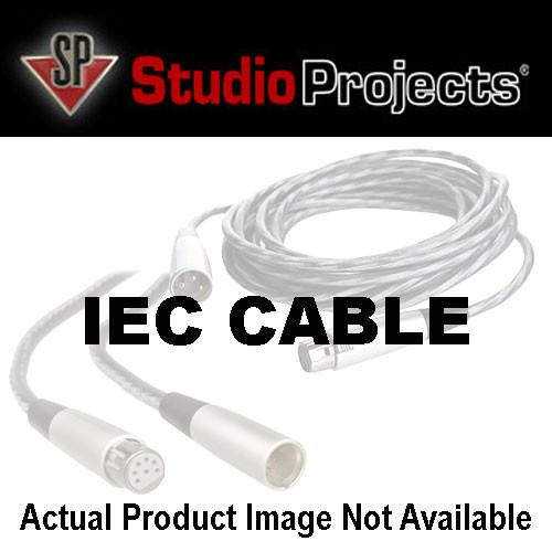 Studio Projects 334BEN-US IEC Power Cable (US) 334BEN-US