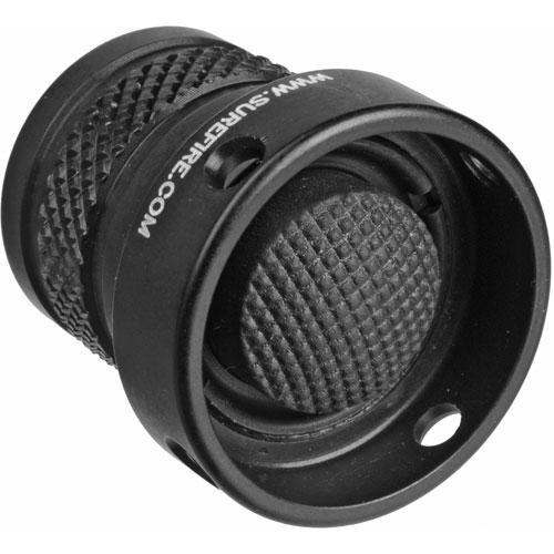 SureFire Z68 Protective Rear Cap Assembly (Black) Z68