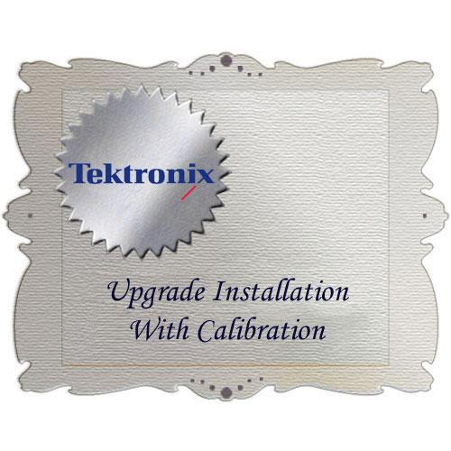 Tektronix WFM6100 Upgrade Installation & WFM61UPIFC