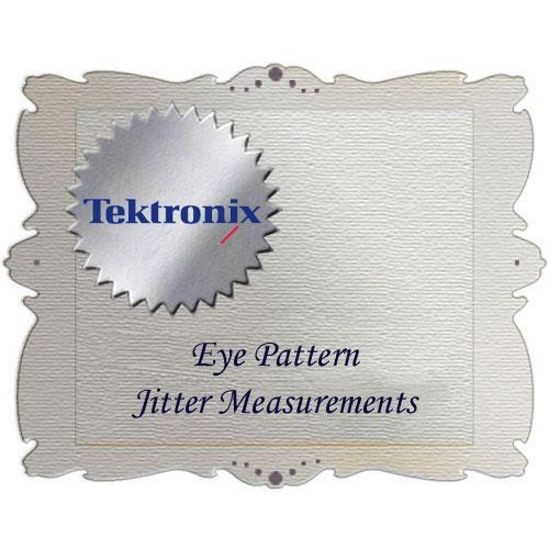 Tektronix  WFM6120EYE EYE Option WFM6120EYE