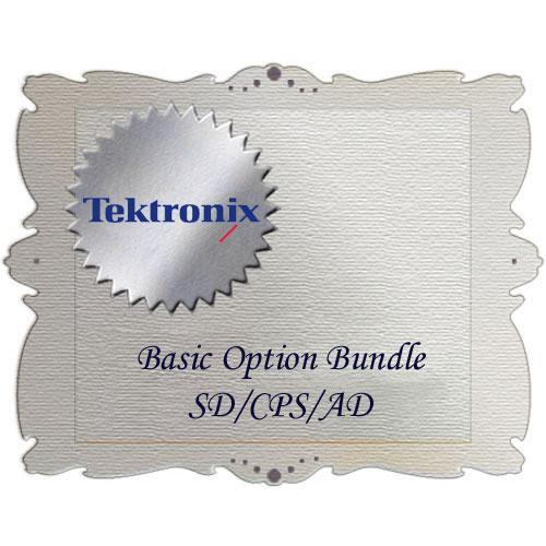 Tektronix WFM7020BAS Basic Option Bundle WFM7020BAS