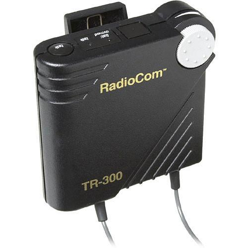Telex TR-300 VHF Wireless Transceiver with A4M F.01U.118.238