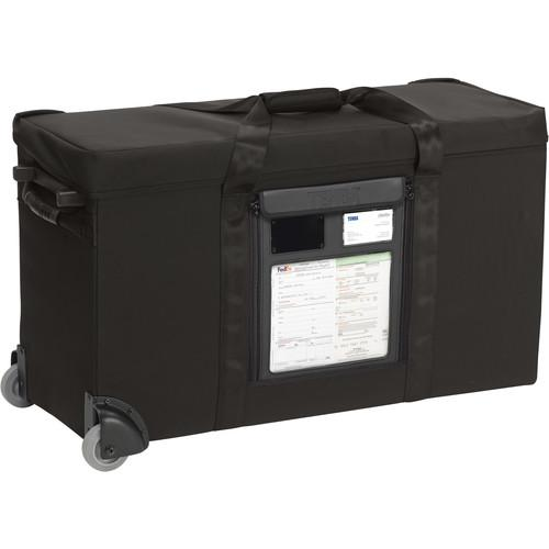 Tenba AW-MLC Medium Lighting Case with Wheels (Black) 634-142