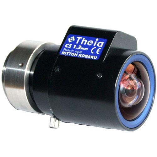 Theia Technologies CS-Mount 1.3mm Fixed DC Auto Iris Lens SY125A