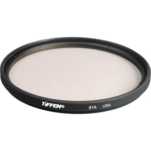Tiffen  138mm 81A Light Balancing Filter 13881A