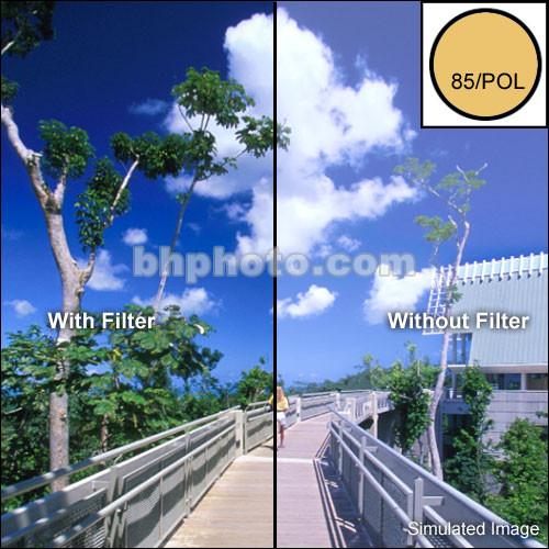 Tiffen 138mm 85 Ultra Pol Linear Polarizer Filter 138SR85UPOL