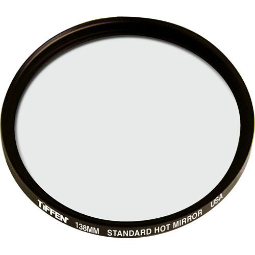 Tiffen  138mm Standard Hot Mirror Filter W138HM