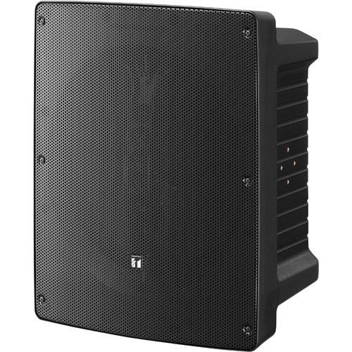 Toa Electronics HS-1500B Coaxial Array Speaker (Black) HS-1500BT