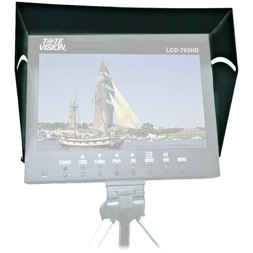 Tote Vision SS-703HD Metal Sun Shield for LCD-703HD SS-703HD